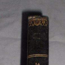 Libros antiguos: LA REGENCIA ALEJANDRO DUMAS 1849. Lote 50412222