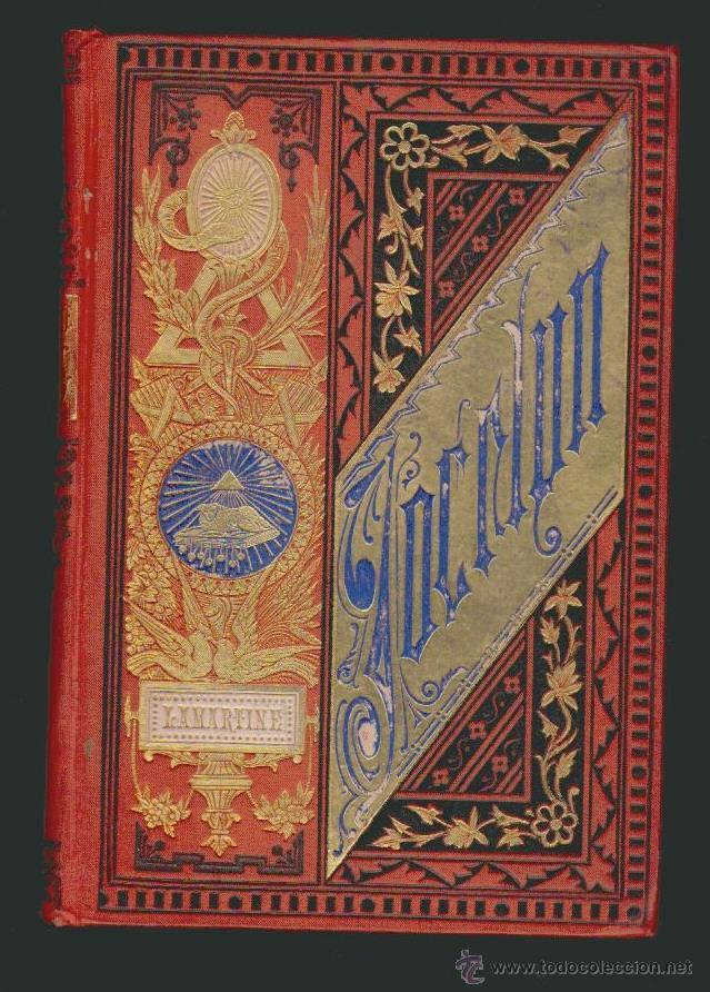 ALPHONSE DE LAMARTINE.JOCELYN.TRADUCCIÓN DE MANUEL ARANDA Y SANJUAN. (Libros antiguos (hasta 1936), raros y curiosos - Literatura - Narrativa - Novela Histórica)
