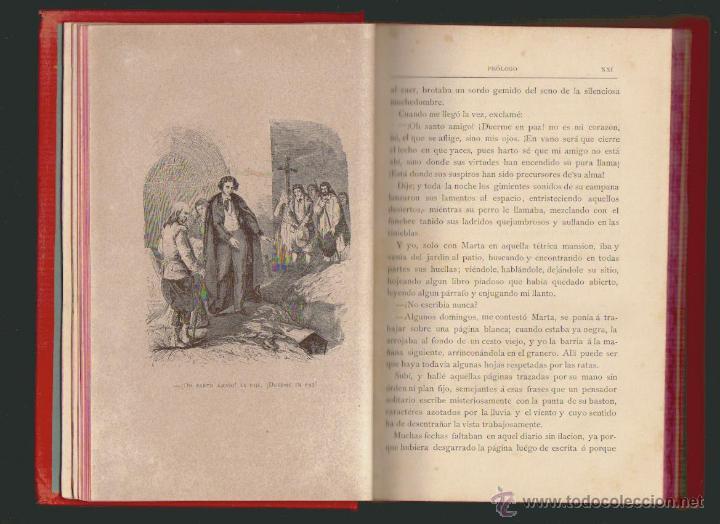 Libros antiguos: Alphonse de Lamartine.Jocelyn.Traducción de Manuel Aranda y Sanjuan. - Foto 4 - 51145778