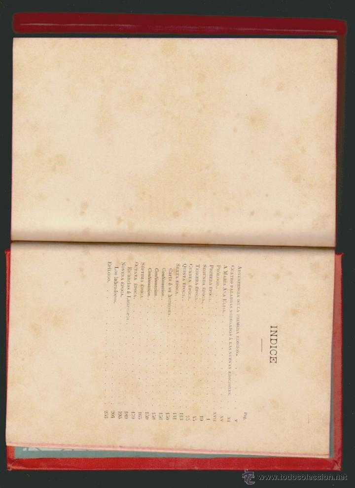 Libros antiguos: Alphonse de Lamartine.Jocelyn.Traducción de Manuel Aranda y Sanjuan. - Foto 5 - 51145778