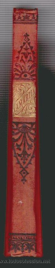 Libros antiguos: Alphonse de Lamartine.Jocelyn.Traducción de Manuel Aranda y Sanjuan. - Foto 7 - 51145778