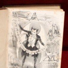 Libros antiguos: TREINTA AÑOS O LA VIDA DE UN JUGADOR - D. MANUEL ANGELON. 1862. Lote 51284980