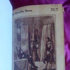 Libros antiguos: EL PENÓ DE STA. EULÀLIA O ELS FURS DE CATALUNYA. 1920 GRABADOS. Lote 51503529