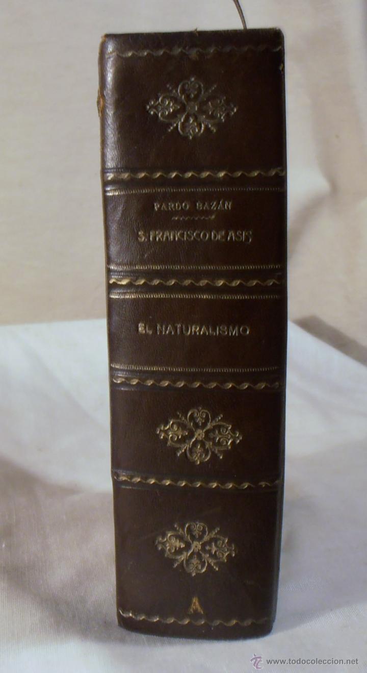 EMILIA PARDO BAZAN, OBRAS COMPLETAS, TOMO XXVII (Libros antiguos (hasta 1936), raros y curiosos - Literatura - Narrativa - Novela Histórica)