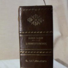 Libros antiguos: EMILIA PARDO BAZAN, OBRAS COMPLETAS, TOMO XXVII. Lote 52870874