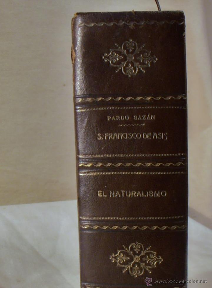 Libros antiguos: EMILIA PARDO BAZAN, OBRAS COMPLETAS, TOMO XXVII - Foto 2 - 52870874