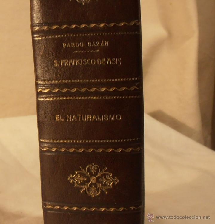 Libros antiguos: EMILIA PARDO BAZAN, OBRAS COMPLETAS, TOMO XXVII - Foto 3 - 52870874