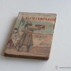 Libros antiguos: COLECCIÓN DIAMANTE 65 - EL CID CAMPEADOR - FRANCISCO PI Y ARSUAGA. Lote 53213573