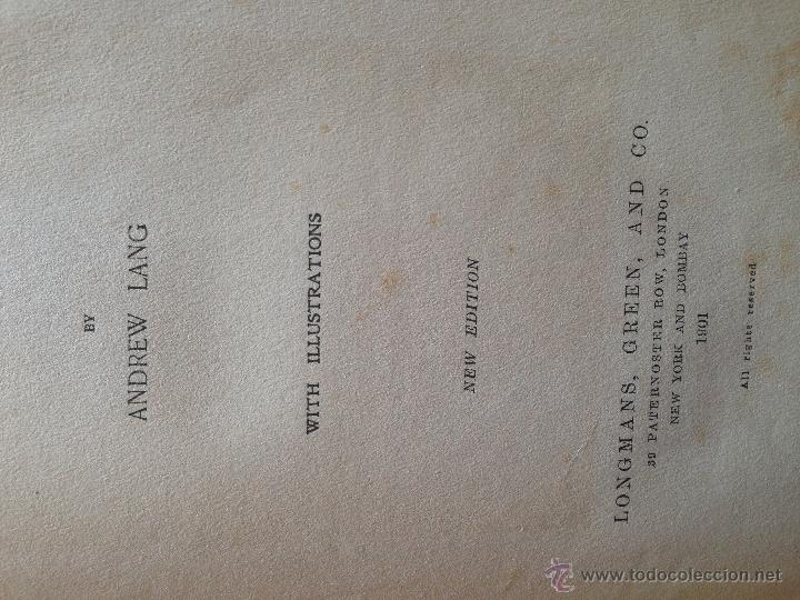 Libros antiguos: THE MYSTERY OF MARY STUART. Andrew Lang. 1901. - Foto 3 - 53473959
