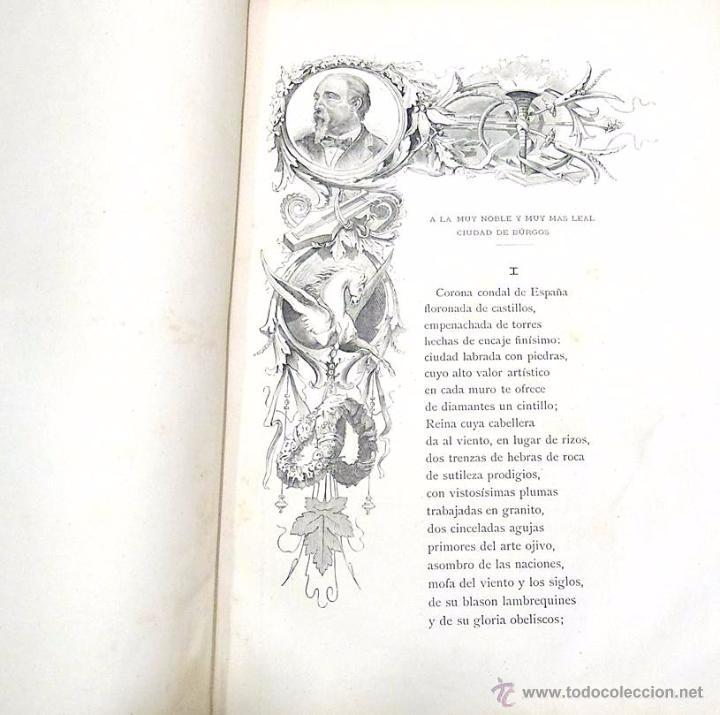 Libros antiguos: ZORRILLA, JOSE- LA LEYENDA DEL CID - 1ª EDICION ILUSTRADOR. J.LUIS PELLICER - 1.882 - Foto 3 - 53701699