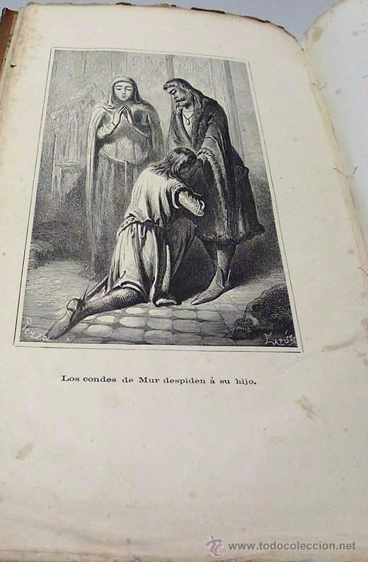 Libros antiguos: TARRAGO, TORCUATO-ELISENDA DE MONCADA-AÑO 1.864 - Foto 4 - 53724485