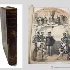 Libros antiguos: PARREÑO FLORENCIO LUIS- LA INQUISICION, EL REY Y EL NUEVO MUNDO TOMO II- 1.863. Lote 53832524