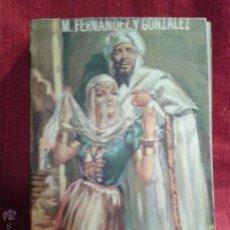 Libros antiguos: LOS MONFIES DE DE LAS ALPUJARRAS. Lote 54308308