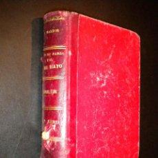 Libros antiguos: EL 19 DE MARZO Y EL 2 DE MAYO / GALDOS / 1913. Lote 54493122