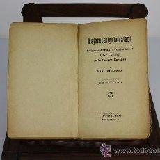 Libros antiguos: 5915- AJARABATIGOLAMATANA. KARL ETTLINGER. EDIT. SEITHER. 1916. . Lote 54641834