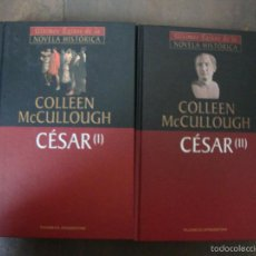 Old books - CESAR I y II COLLEEN MAcCULLOUGH - 56252844