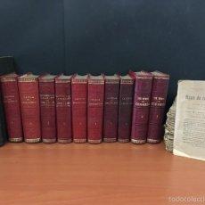 Libros antiguos: LIBROS DE NOVELAS DE LUIS DE VAL SIGLO XIX. Lote 56545170