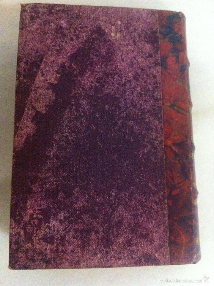 Libros antiguos: Antigua novela Blasco Ibáñez MARE NOSTRUM 1916 - Foto 15 - 56657502