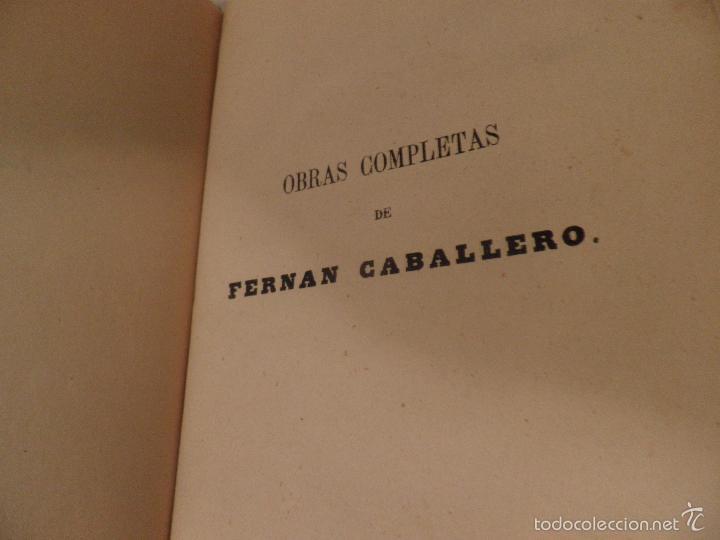 Libros antiguos: Relaciones. (novelas cortas) de Fernán Caballero, año de 1857 - Foto 3 - 56860467