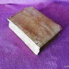 Libros antiguos: 1A EDICION EN ITALIANO, NOVELAS EJEMPLARES, MIGUEL DE CERVANTES SAAVEDRA 1626. Lote 57206392