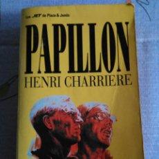 Libros antiguos: PAPILLON. Lote 57474812