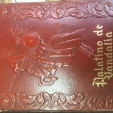 Libros antiguos: PALATINO DE VANDALIA. Lote 57527310