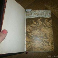 Libros antiguos: LOS CUATRO JINETES DEL APOCALIPSIS. NOVELA POR V. BLASCO IBAÑEZ. EDITORIAL PROMETEO (1919). Lote 57833391