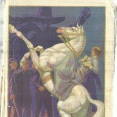 Libros antiguos: ODIOS VENCIDOS. MARGARITA LEVRAY. EUGENIO SUBIRANA. BARCELONA. 1930. Lote 58257443