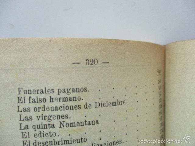 Libros antiguos: CARDENAL WISEMAN - FABIOLA - Foto 6 - 58320182