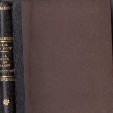 Libros antiguos: PAUL DE KOCK : LA BODA DE MAESE PESCOZONES (MANINI, C. 1900). Lote 58445376