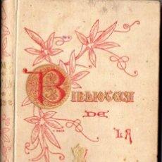 Libros antiguos: MESNIL DE MARICOURT : LUCÍA (SUBIRANA, 1892). Lote 58445540