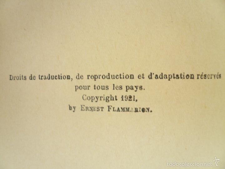 Libros antiguos: LA BATAILLE. CLAUDE FARRÉRE. EDITORIAL FLAMMARION, 1921 - Foto 5 - 59464695
