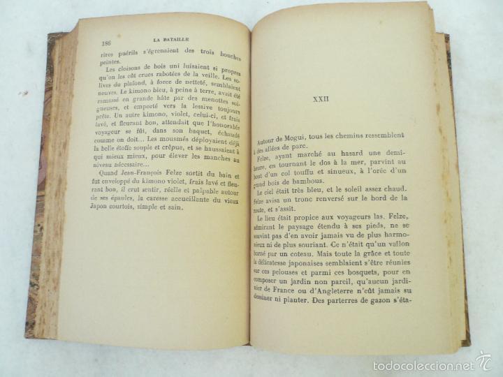 Libros antiguos: LA BATAILLE. CLAUDE FARRÉRE. EDITORIAL FLAMMARION, 1921 - Foto 6 - 59464695