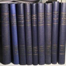 Libros antiguos: EPISODIOS NACIONALES GALDÓS. Lote 60319370
