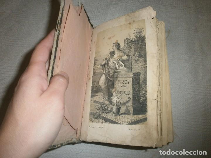 Libros antiguos: EL REY D. FRUELA- NOVELA ORIGINAL DE D. JUAN DE DIOS DE MORA. MADRID (1858) MIGUEL PRATS EDITOR - Foto 3 - 61545824
