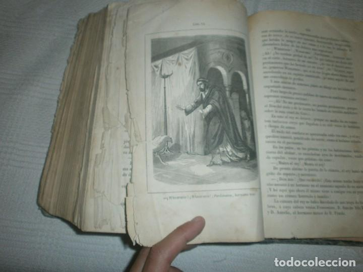 Libros antiguos: EL REY D. FRUELA- NOVELA ORIGINAL DE D. JUAN DE DIOS DE MORA. MADRID (1858) MIGUEL PRATS EDITOR - Foto 8 - 61545824