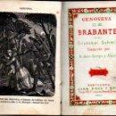 Libros antiguos: SCHMID : GENOVEVA DE BRABANTE (ROCA Y BROS, 1873). Lote 64929823