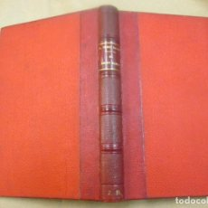 Libros antiguos: EL AMIGO MANSO - BENITO PEREZ GALDOS - EDI LA GUIRNALDA 2ª 1885 317PAG 18CM, MEDIA PIEL, NERVIOS.. Lote 64980071