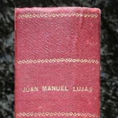 Libros antiguos: JUAN MANUEL LUJAN - EL FAMOSO BANDIDO JEREZANO - ADOLFO DE MADRID - 1930 - 1984 PÁGINAS - TOMO III -. Lote 67001078