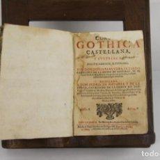 Libros antiguos: 5443. CORONA GOTHICA CASTELLANA. DIEGO SAAVEDRA FAXARDO. IMP. FRANCISCO SERRANO. 1670. Lote 45724858