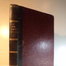Libros antiguos: LOS HIJOS PERDIDOS. TOMO I. FERNÁNDEZ Y GONZÁLEZ, D. MANUEL. MANINI HERMANOS 1865. Lote 68583321