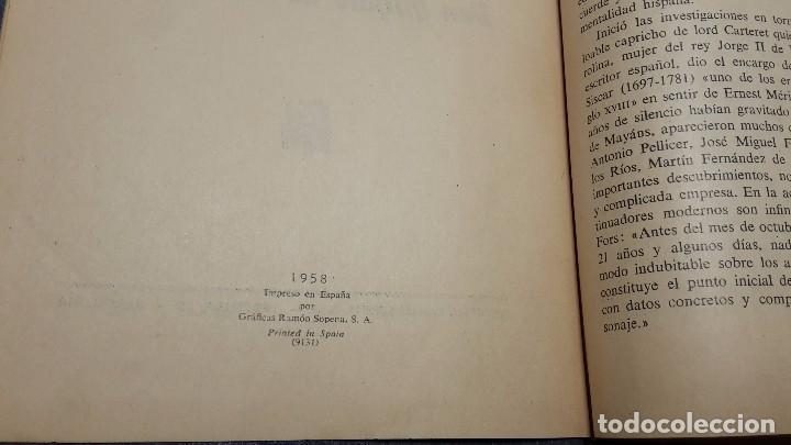 Libros antiguos: EL INGENIOSO HIDALGO DON QUIJOTE DE LA MANCHA / EDITORIAL RAMÓN SOPENA, 1958 - Foto 4 - 75504405
