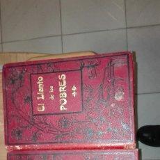 Libros antiguos: EL LLANTO DE LOS POBRES, LUIS DE VAL. Lote 70027801