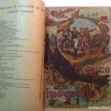 Libros antiguos: CA.1900 * GUERRA DE INDEPENDENCIA * EL GRITO DE LA INDEPENDENCIA * C. MENDOZA 886 PAG Y 50 LAMINAS. Lote 70210349