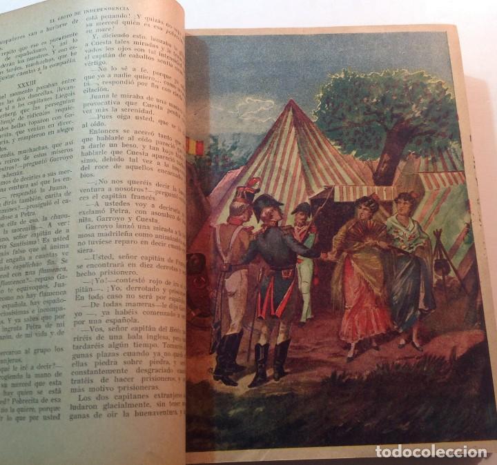 Libros antiguos: Ca.1900 * GUERRA DE INDEPENDENCIA * EL GRITO DE LA INDEPENDENCIA * C. Mendoza 886 pag y 50 laminas - Foto 8 - 70210349
