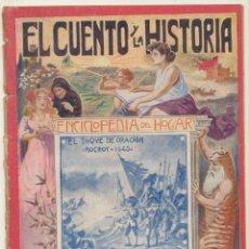 Libros antiguos: EL CUENTO Y LA HISTORIA. ENCICLOPEDIA DEL HOGAR Nº 3. EL TOQUE DE ORACIÓN (ROCROY 1643) 190?.. Lote 72255295