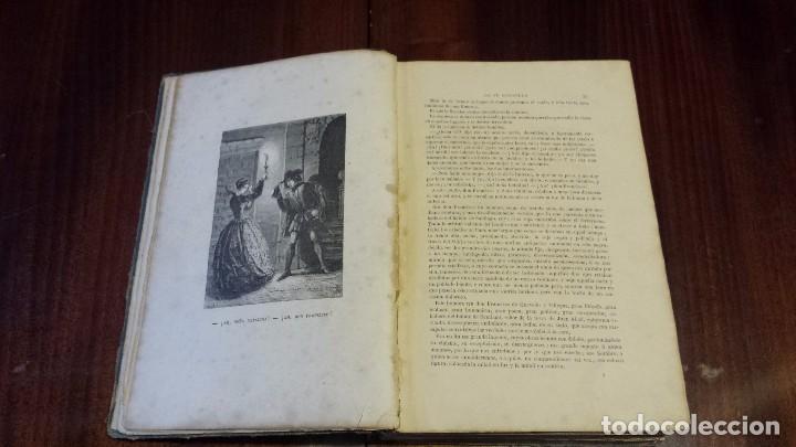 Libros antiguos: El Cocinero de su Magestad por Manuel Fernández y González. Con Magníficas Láminas (1865) - Foto 3 - 76036975