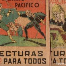 Libros antiguos: FEVAL: EL HERMANO PACÍFICO - 2 VOLS.(LECTURAS PARA TODOS, 1934). Lote 81018100