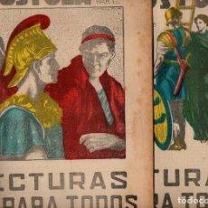 Libros antiguos: AYSCOUGH : FAUSTULA - 2 VOLS.(LECTURAS PARA TODOS, 1935). Lote 81018988