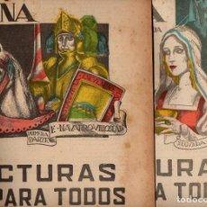 Libros antiguos: NAVARRO VILLOSLADA : LA PRINCESA DE VIANA- 2 VOLS.(LECTURAS PARA TODOS, 1935). Lote 81022988